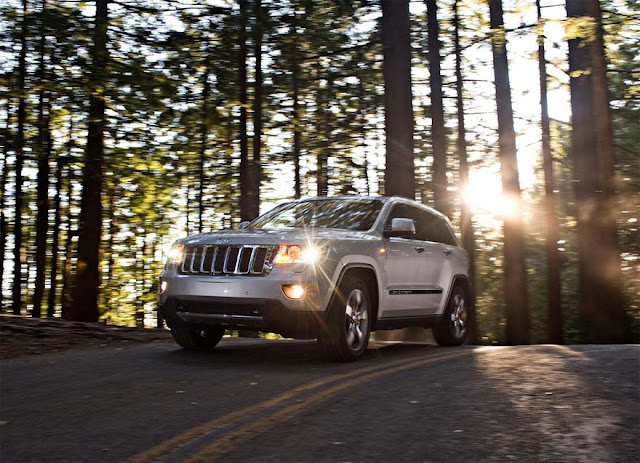 ジープ・グランドチェロキー4代目 | Jeep Grand Cherokee WK (2010-)