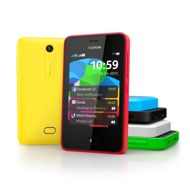 Nokia introduces Asha 501 at Rs 5,300
