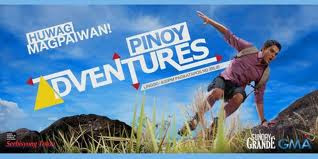Pinoy Adventures (GMA) September 15, 2012