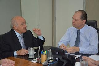 Fwd: CIDADES Governador José Melo obtém recursos adicionais de R$ 30 milhões no Ministério da Saúde