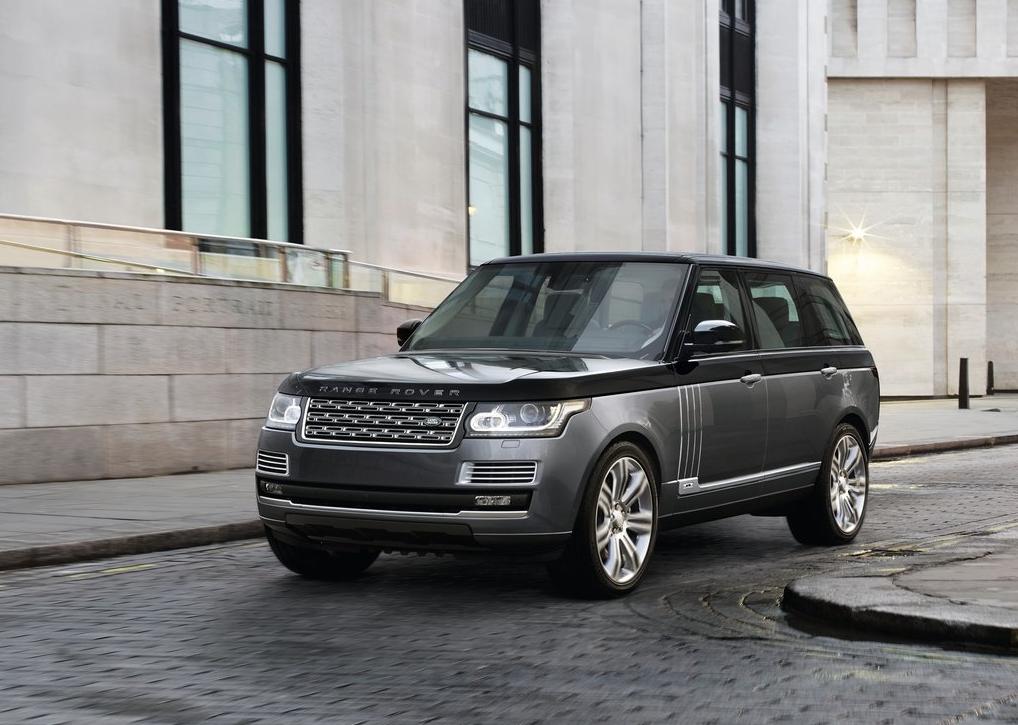 2015 Land Rover Range Rover SV Autobiography