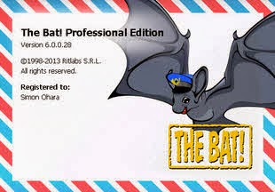 The Bat! 6.2.8 Professional Edition