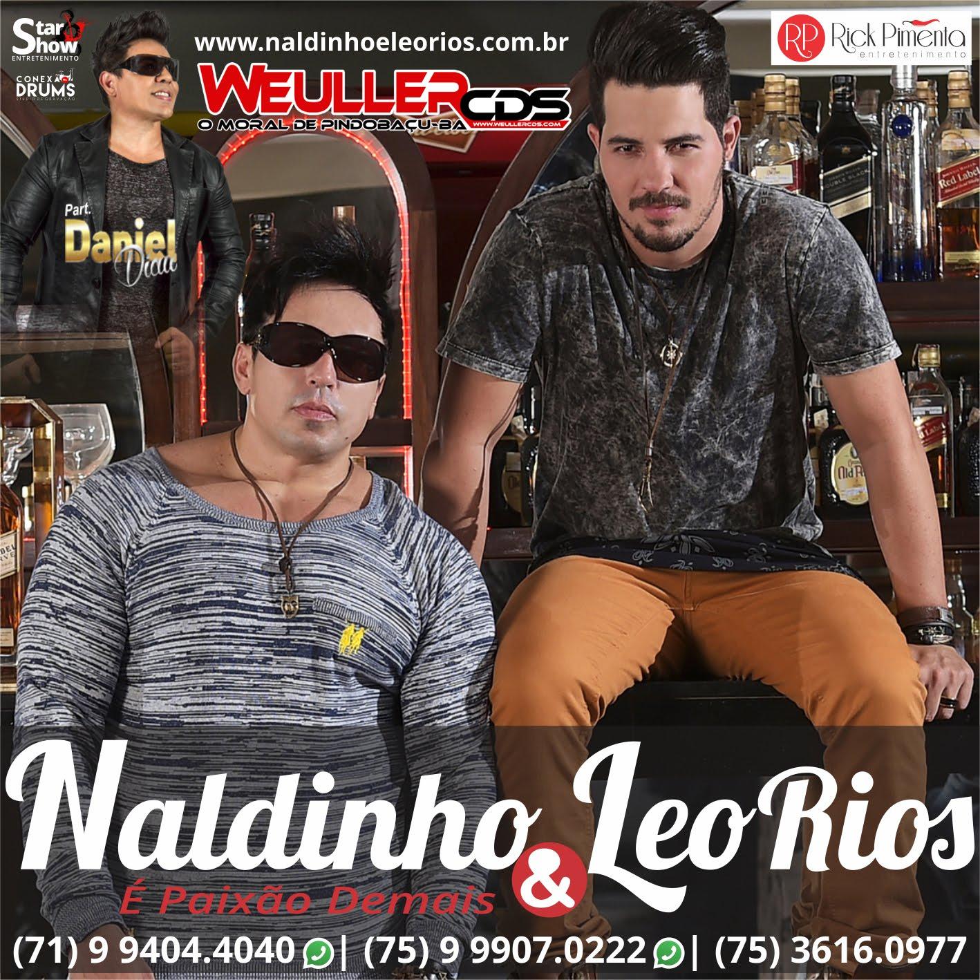 Naldinho e Leo Rios Vol. 01