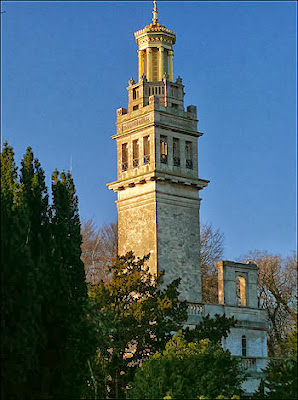 Landsdown (now Beckford's) Tower