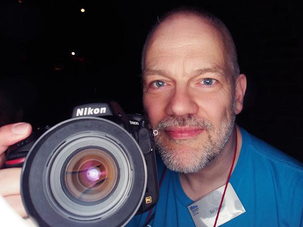 GIMP Rolf Steinort Meet the GIMP LGM ringflash