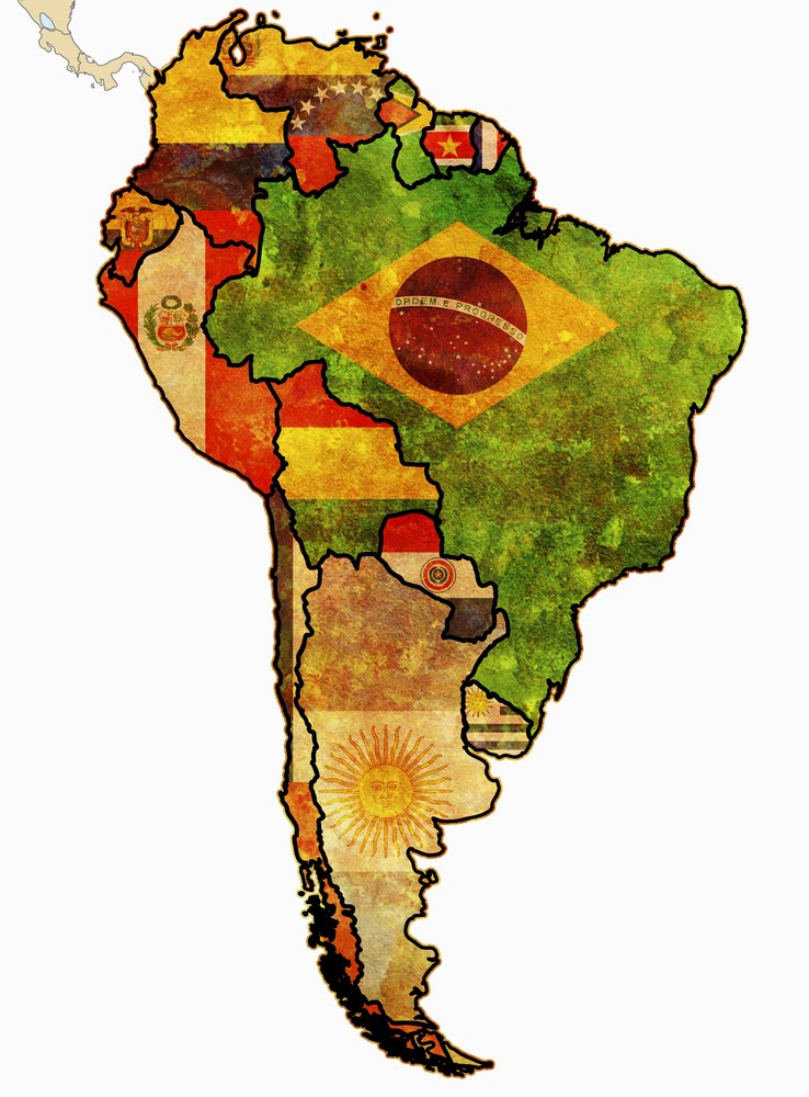 a history of the latin america History of latin america - the independence of latin america: after three centuries of colonial rule, independence came rather suddenly to most of spanish and.