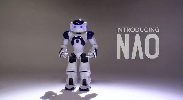 توظيف روبوت Nao كمستشار مبيعات