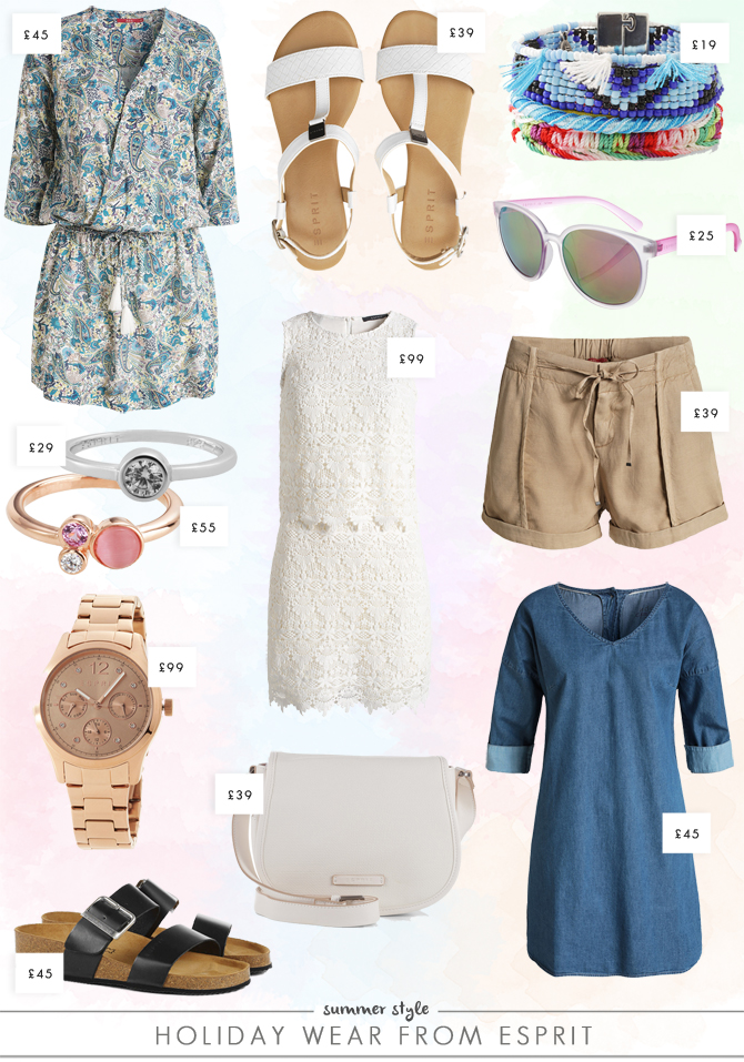 Holiday Summer Clothes