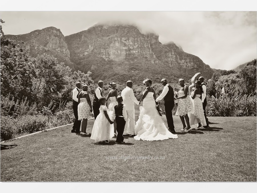 DK Photography Slideshow-1658 Noks & Vuyi's Wedding | Khayelitsha to Kirstenbosch  Cape Town Wedding photographer