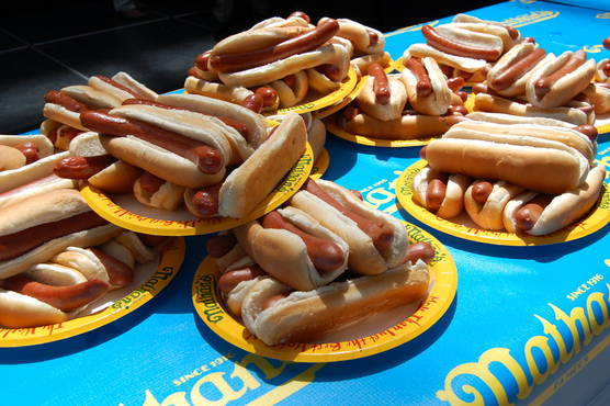 How Many Hot Dogs Are Eaten On Memorial Day Weekend