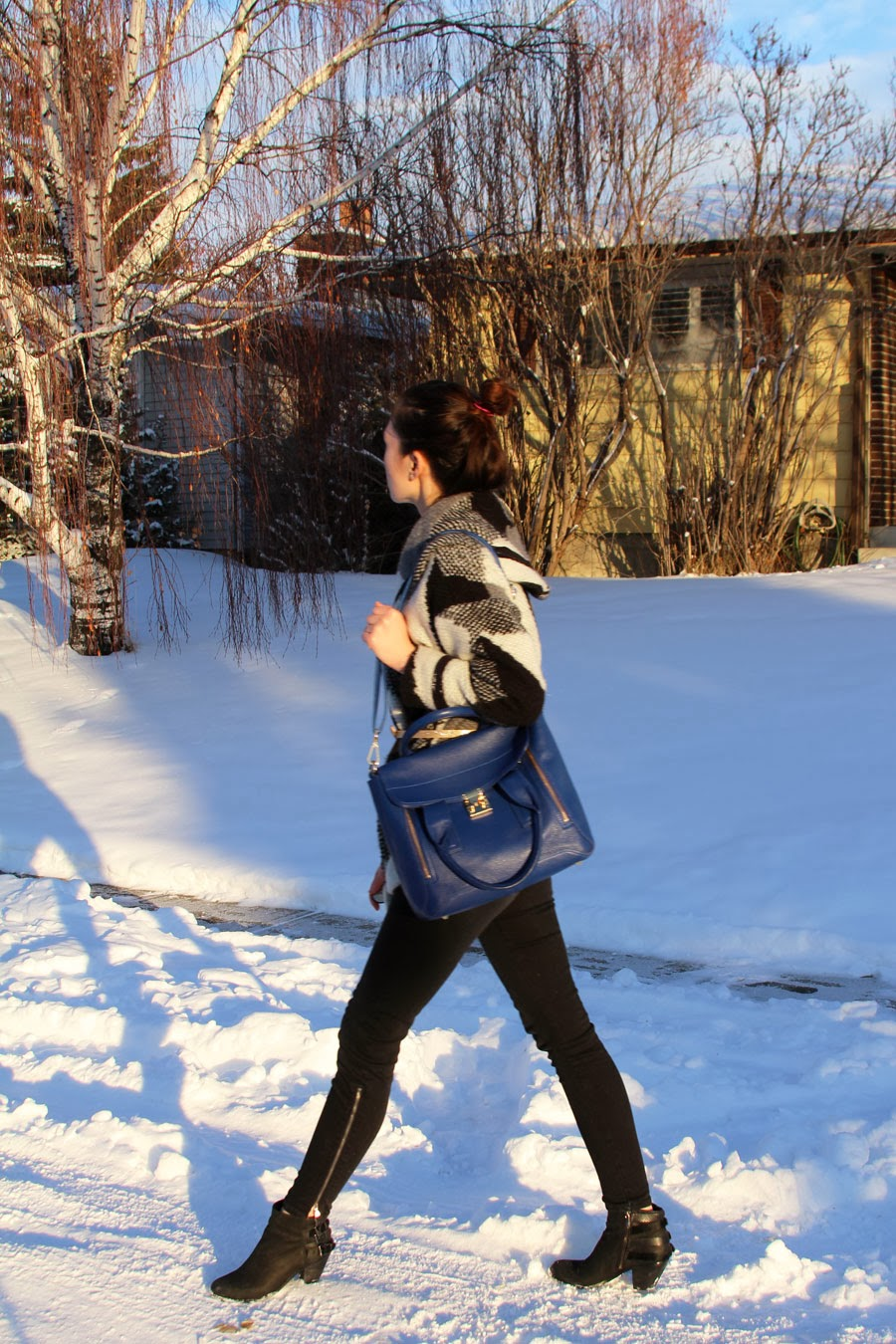 winter fashion, anthropologie, j brand, sam edelman, danier, pashli