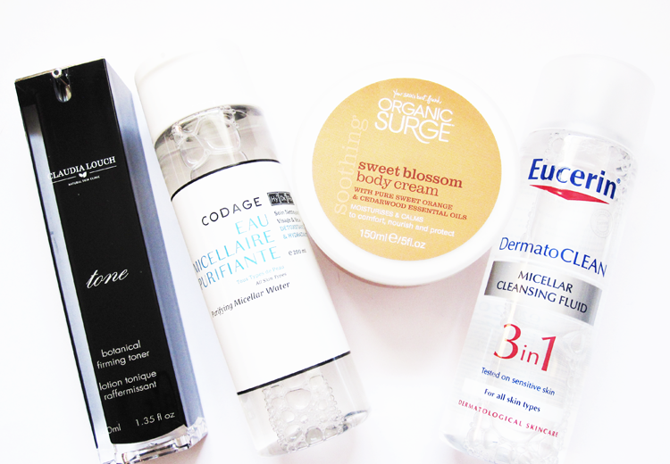 A picture of Claudia Louch, Codage, Organic Surge & Eucerin
