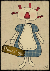 Blessing .....e chi non ne ha bisogno?