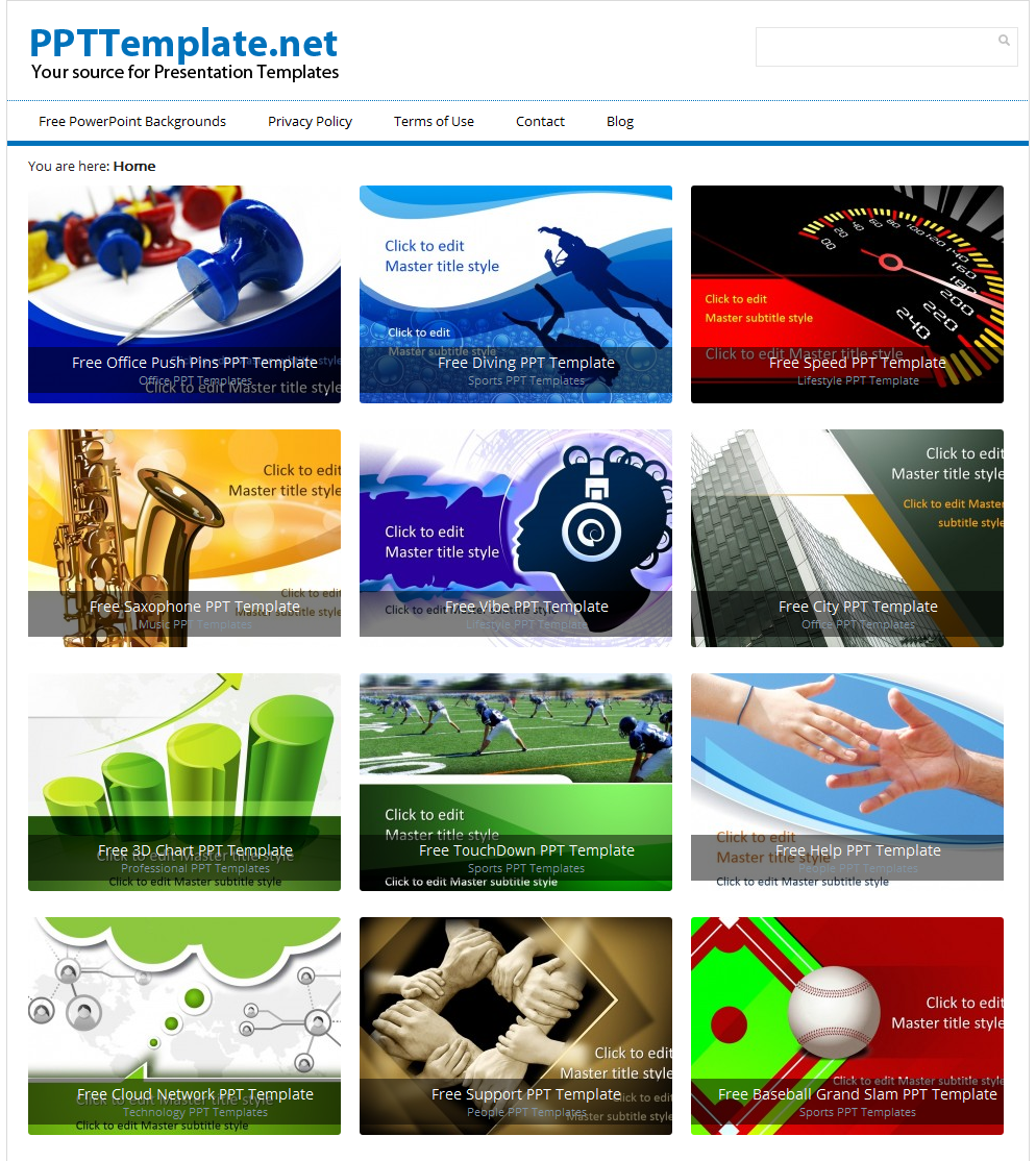 Free powerpoint templates high quality oukasfo 65 free powerpoint templates best ppt presentation themes toneelgroepblik Image collections