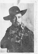 Ecce Homo...nonno Salvatore Vitale, attore di cinema Western