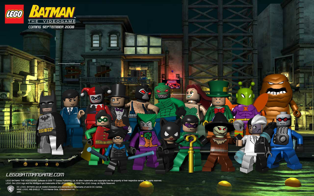 Lego Batman: The Videogame - Wikipedia, the free encyclopedia