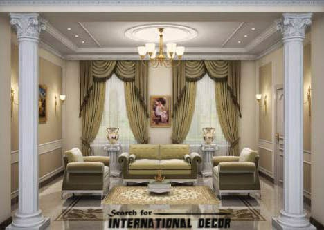 neoclassical style,neoclassical interior,neoclassical furniture,neoclassical curtains