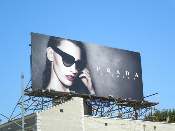 Prada sunglasses Amanda Murphy 2013 billboard