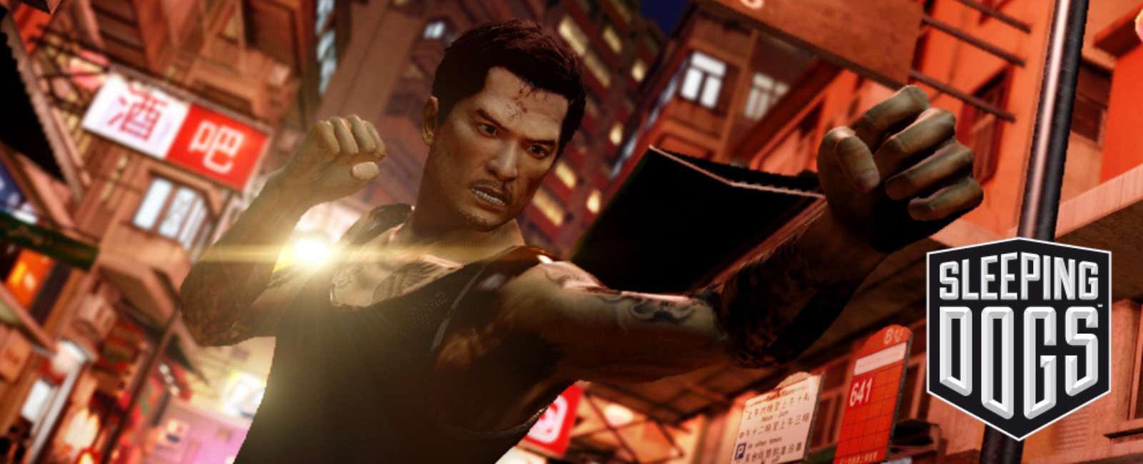 Sleeping Dogs HD & Widescreen Wallpaper 0.546907926743421
