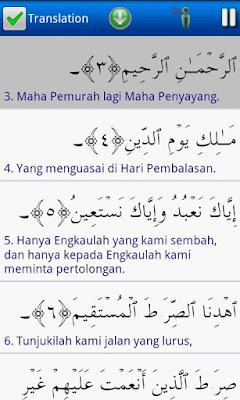 Download Aplikasi Al Quran Indonesia + Audio Gratis