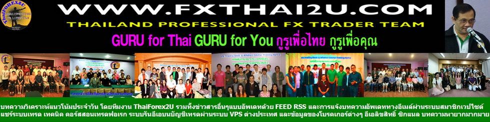 Thailand FOREX Basic Training - Analysis/Signal/Trend