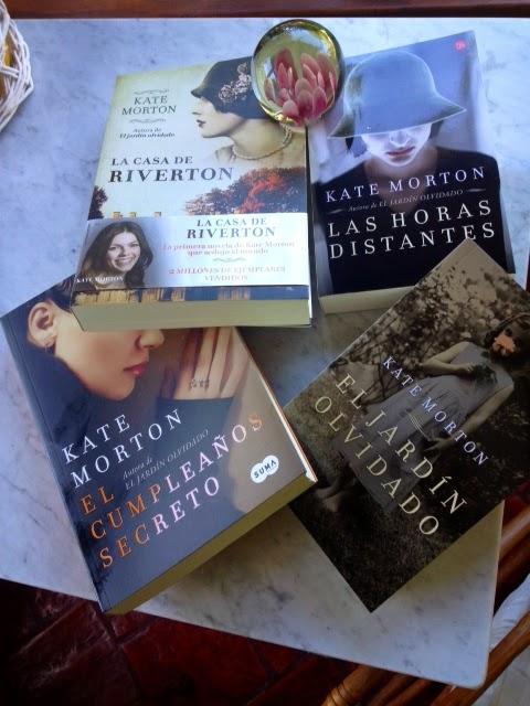 El blog de cee una lectora kate morton la casa de - Kate morton la casa del lago ...
