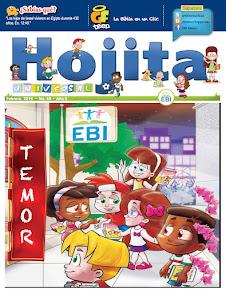 Hojita - Mes de Febrero