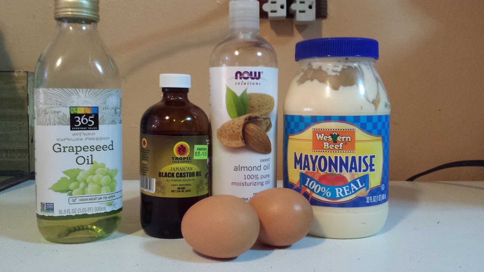 Diy Protein Treatment For Natural Hair Mayo
