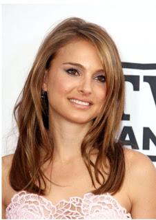 Celebrity hairstyles Natalie Portman, celebrity updo hairstyles, celebrity hairstyles, best celebrity hairstyles