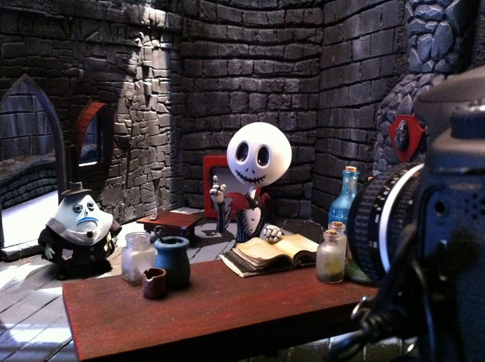 Puppet Pusher: Kitchen Nightmare Before Christmas on MAD!