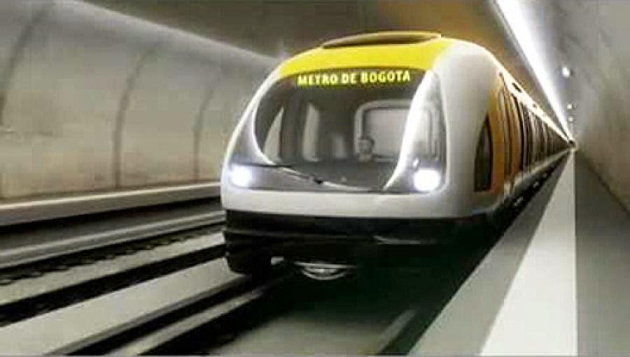 Metro de Bogotá: 50 años esperando su llegada. Foto: Oficial Metro Bogotá