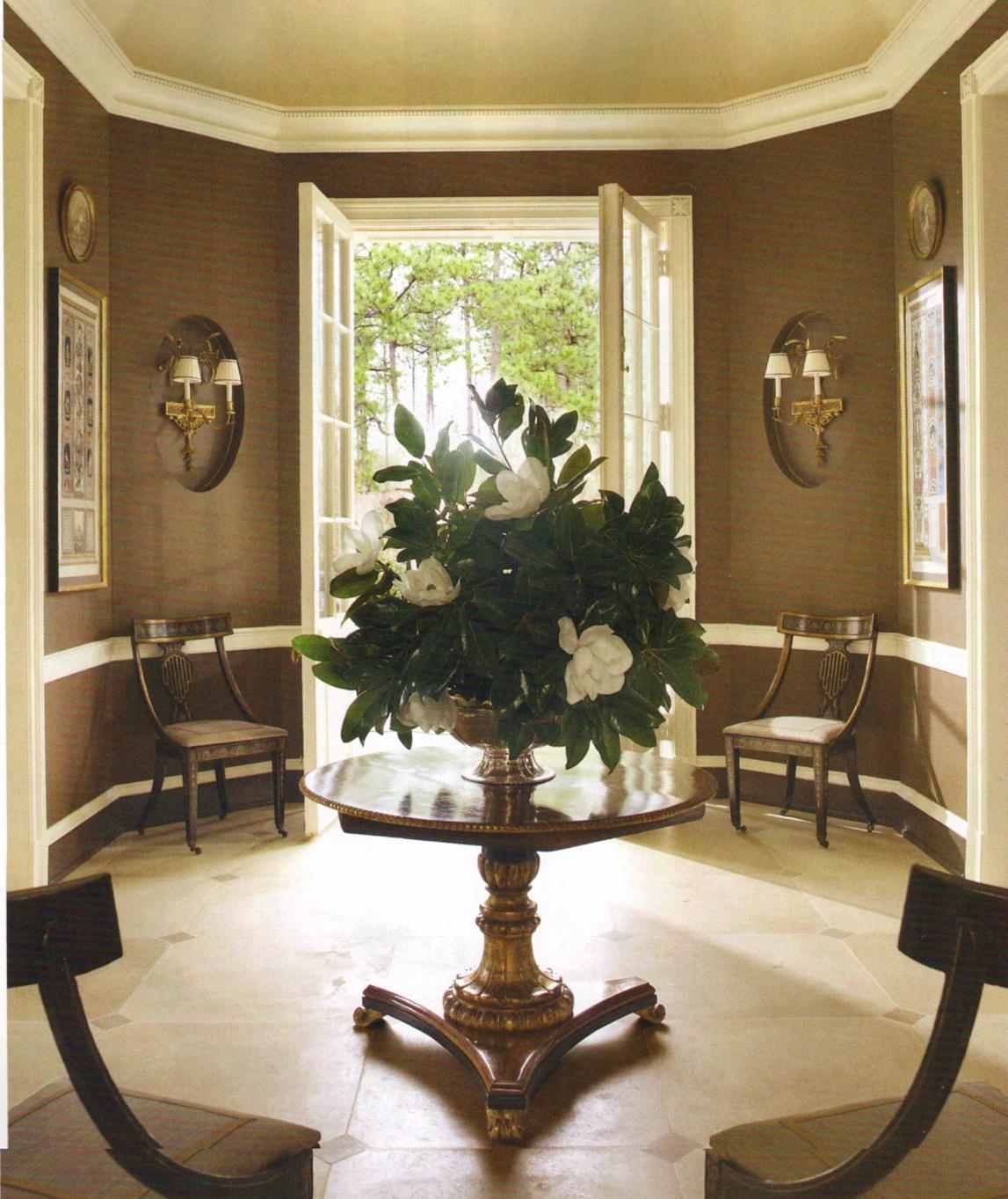 Us Interior Designs Richard Keith Langham And Lewis Graeber Design In Mississippi