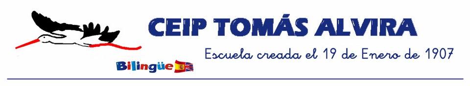 COLEGIO PÚBLICO TOMÁS ALVIRA