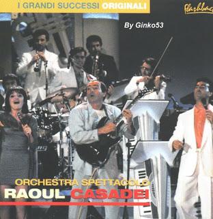 Raoul Casadei – I Grandi Successi (2000)