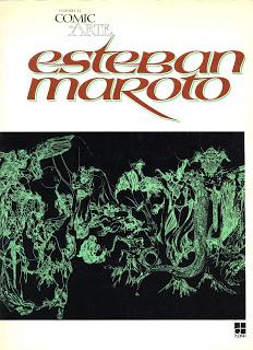 Obras de Esteban Maroto -- EAGZA