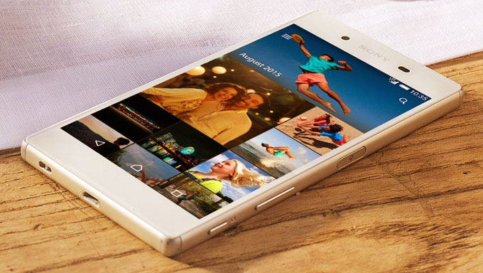 Gambar Sony Xperia Z5 Premium