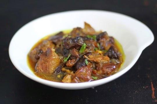 мясо с черносливом рецепт