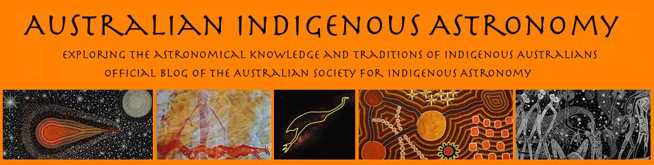 Australian Indigenous Astronomy