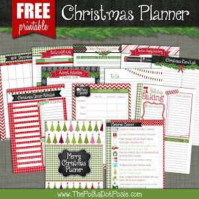 Download our Merry Christmas Planner!