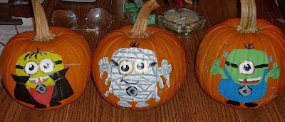 imagenes minions halloween 08