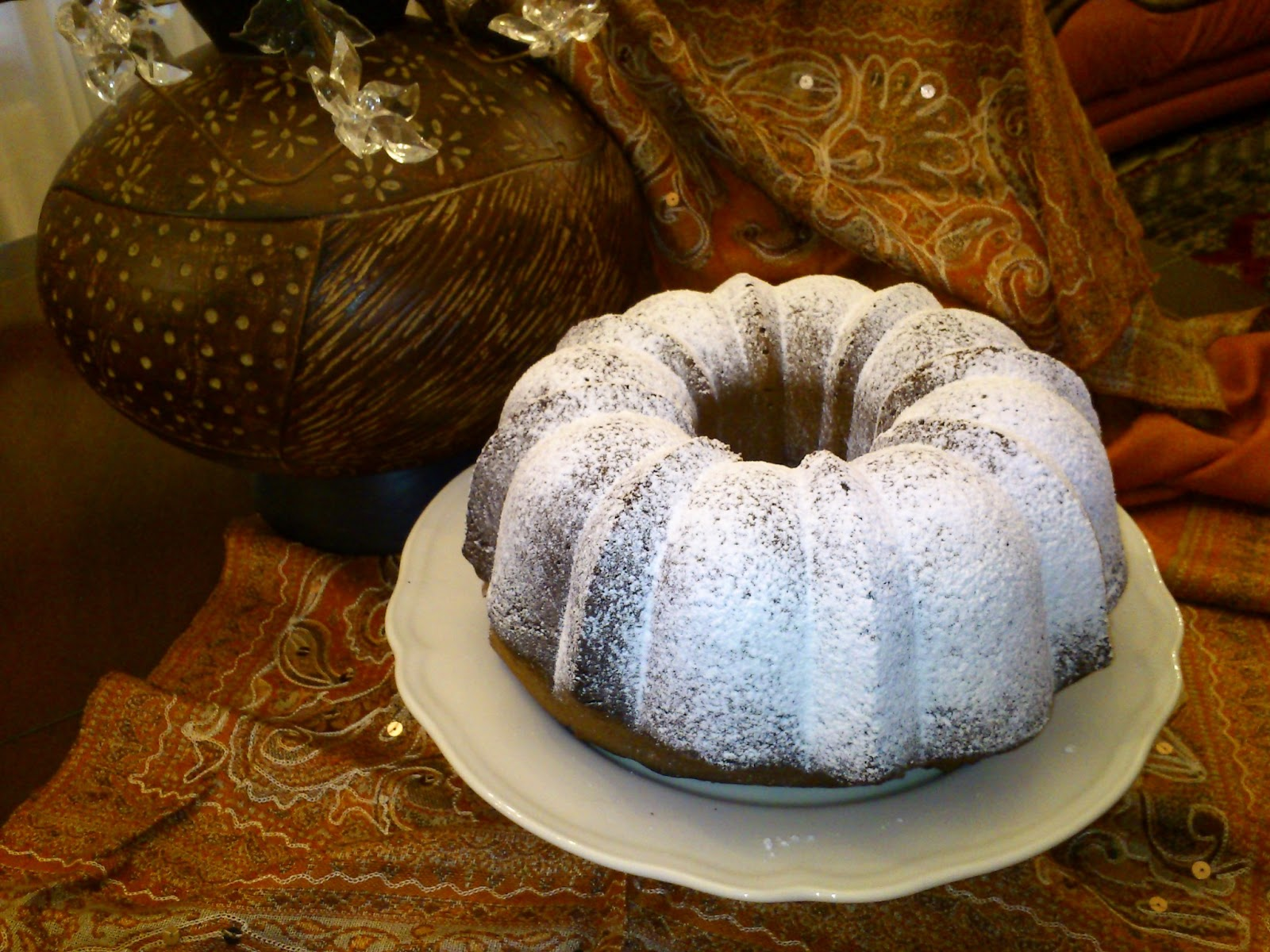 Un Momento Dulce Lady Bird Johnson 180 S Lemon Bundt Cake