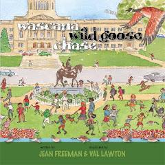 Wascana Wild Goose Chase! (2012)