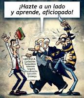 banqueros, ladrones