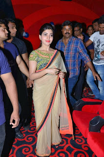 Actress Samantha Latest Pictures in Saree at Asian GPR Multiplex Opening  0010.jpg