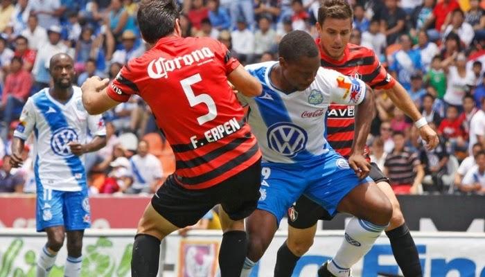 Puebla vs Atlas en vivo