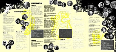 Perfopoesía, Sevilla, poesía, performance, festival, programación