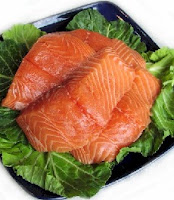 Salmon Fish Benefits for pregnant women