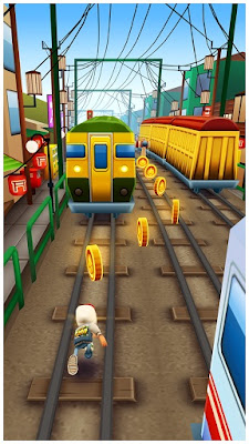 Download Game Subway Surfers v1.10.2 Full Version APK Android gratis