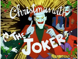 On the other hand, Batman:The Animated Series on DVD?  Totally cool for Christmas gifting.