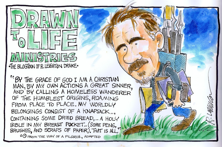 Drawn to Life Ministries, the Blog
